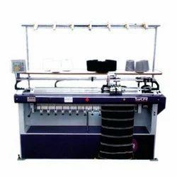 Semi Computerized Rib Flat Knitting Machine At Rs 150000 Piece