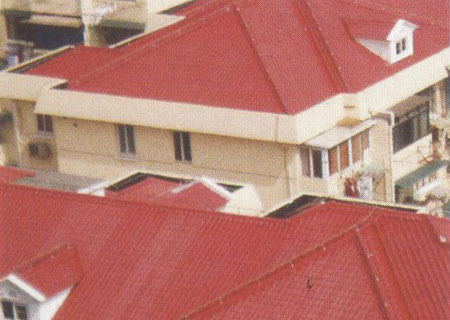 Synthetic Roof Tiles