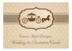 Wedding and Invitation Cards Printing Services