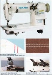 High Speed 2 Needle 2 Chain Stitch Machine