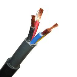Unarmoured PVC Control Cable