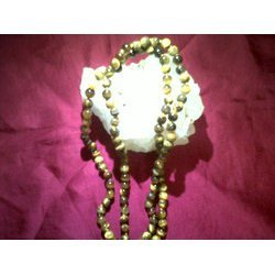 Tiger Eye Gemstone Mala