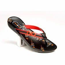 L - 15 - Red Womens Footwear