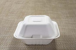 Biodegradable Clamshell Box