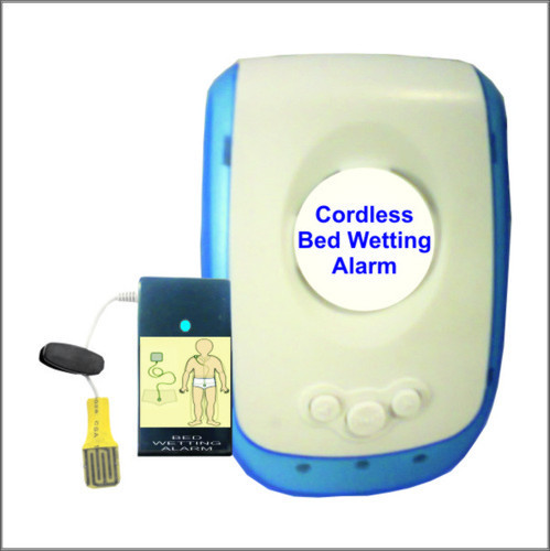 youtube bed system dual receiver alarm wetting wireless bedwetting rodger watch
