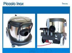 Dry Vacuum Cleaner Model No: Piccolo Inox