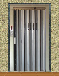 Imperforated Goods Lift