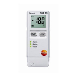 Transport Data Loggers for Temperature Measurement