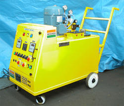 Hydraulic Valve Testing Machine