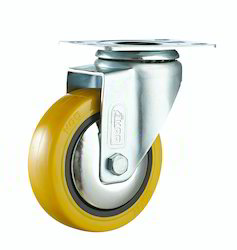 Grand Polyurethane Single Ball Bearing Caster