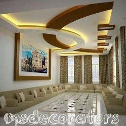 Gypsum Ceiling Works