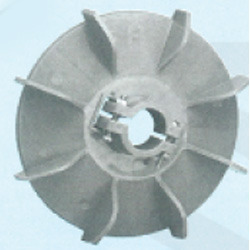 Plastic Fan SUitable For Crompton 100 Frame Size