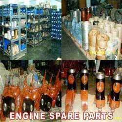 Engine Spare Parts (Volvo Engine ckd Skoda & Hyundai Engines)