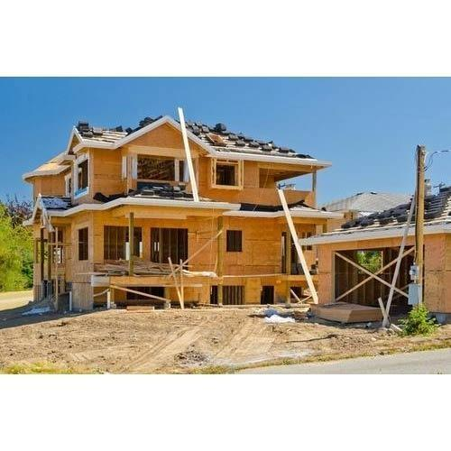 Individual building house engineer house construction - Building a new house ...