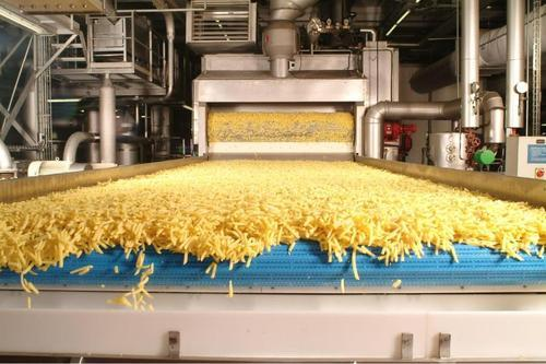 Frozen French Fries Line, Fast Food & Beverages Machinery