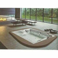 Whirlpools Linea Duo Bathtub