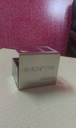 SACS Custom-Made Stainless Steel Pen Stands, For Promotional Gifts
