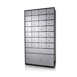 Stainless Steel Deposit Locker