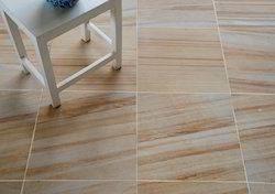 Teakwood Honed Sandstone Slab for Flooring And Countertops, Thickness:10-20 mm