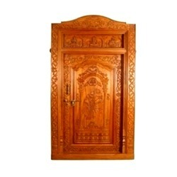 Our Company Has Gained Name And Fame In The Field Of Providing Teak Wood Door To The Clients This Product Is Available In Varied Sizes Shapes Patterns