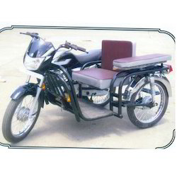 4 Stock Bajaj CT Handicapped Scooter