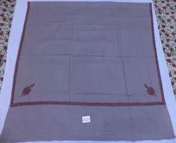 Woolen Gents Hand Embroidered Shawls