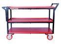 Heavy Duty Tray Trolley with 3 Tray