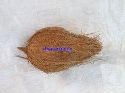First Grade Semi Husked Coconut