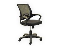 Black Mobel Furniture SR/LN-LX825 WI-FI Office Chair Mesh