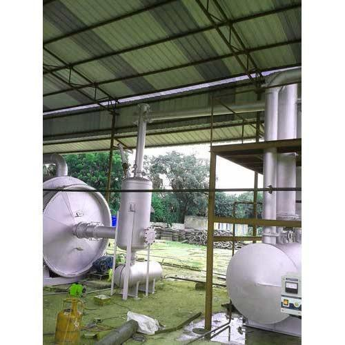 Waste Plastic Pyrolysis Oil Plant - Wifly Technologies Private