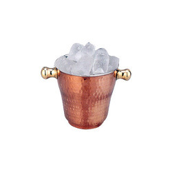 Copper Ice Bucket