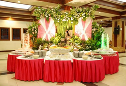 Wedding Reception Catering Service