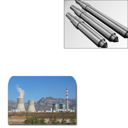 Rotor shaft for Thermal Power Station