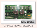Chinese Power Box PCB Weft Feeders