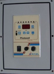Photo Electric Control Panel with LED Display Timer