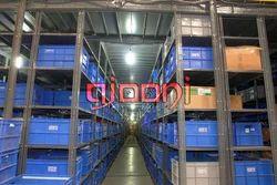 Slotted Angle Storage Racks