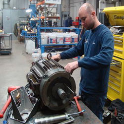 Electric Motor Installation Services