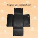 Lycra Necklace Folder