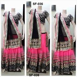 Bollywood Party Wear Designer Lehenga