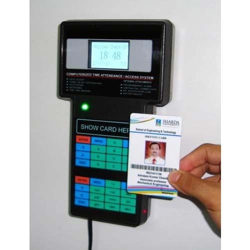 Paper Card Attendance Machine | Perfect Industrial