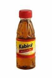 Kabira Kachi Ghani Mustard Oil 100 ML, Packaging Type: Plastic Bottle