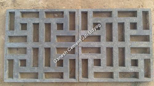 Cement Rcc Grills Stone Cut Grill Manufacturer From Jaipur