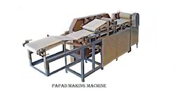 Papad Manufacturing Machine