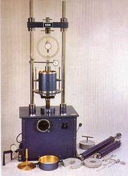 Laboratory CBR Test Apparatus