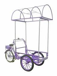 Ice Cream Cycle Cart