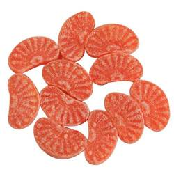 Loose Orange Candies