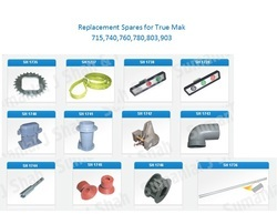 Replacement Parts for Carding Machine