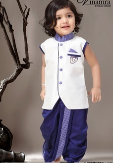 Boys Dhoti Kids Suit