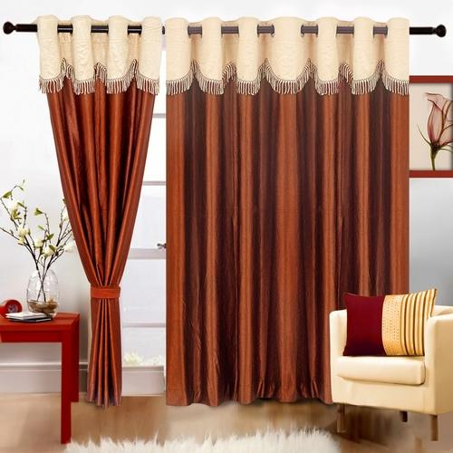 Superbe Jacquard Door Curtains