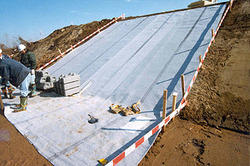 Geotextile Slope Protection Fabric